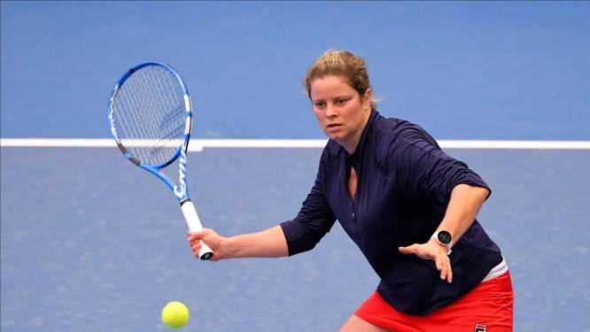 Kim Clijsters fera son retour à Dubaï la semaine prochaine