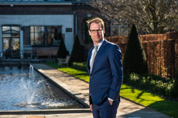 Wethouder Peter Heijkoop van Dordrecht.