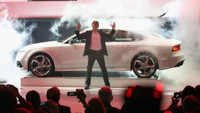 Audi is een van de automerken die gaat samenwerken met Google. Beeld Getty Images