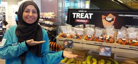Albert Heijn komt met sprinkhaanmuffin voor Halloween