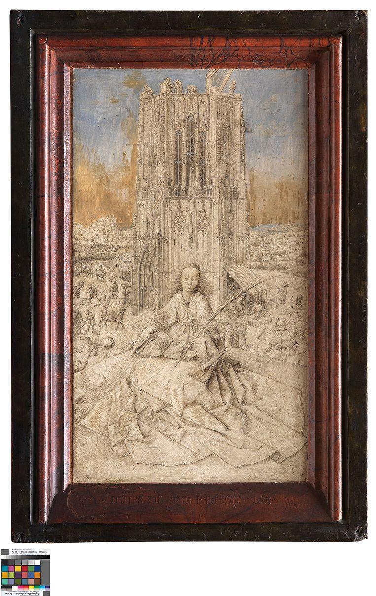 null Beeld Jan van Eyck