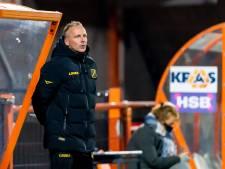 'NAC met Edwin de Graaf als trainer het seizoen in'