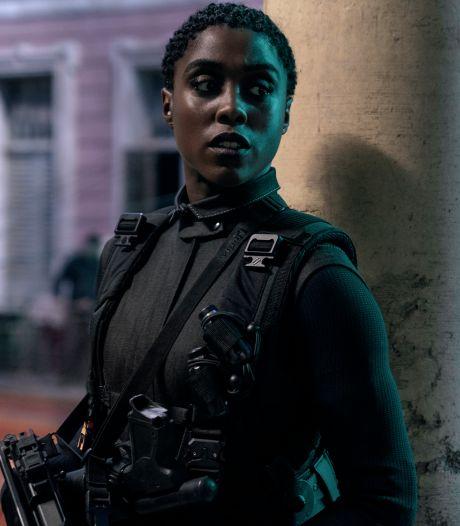 Lashana Lynch kruipt in de huid van vrouwelijke 007