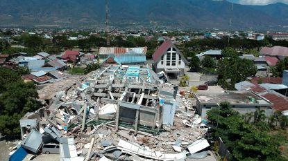 Opnieuw aardbeving in Indonesië