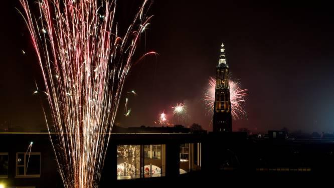 Op 31 december om 00.00 uur gaat in Amersfoort tóch siervuurwerk de lucht in: 'Geen plannen voor verbod'