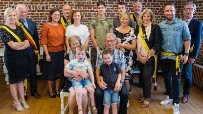 Goud voor René Van den Eynde en Ida Van de Velde