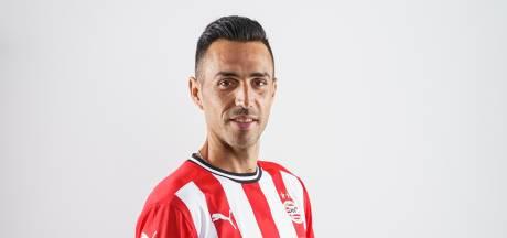 Transfer afgerond: Eran Zahavi wil de komende twee jaar scoren bij PSV