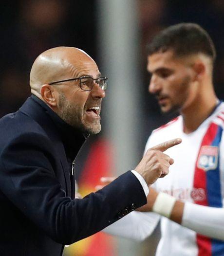 Bosz wint met Lyon in Praag, ook zeges voor Napoli en Real Sociedad