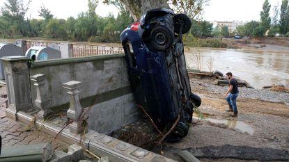Dodentol overstromingen in Zuid-Frankrijk gestegen naar 14