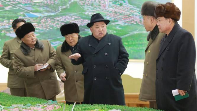 """Kim Jong-Un promet la """"victoire dans l'épreuve de force"""" avec Washington"""