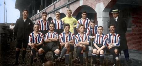 Boek over 125 jaar Willem II: Van ingekleurde foto's uit 1916 tot de rafelrandjes uit de Tweede Wereldoorlog