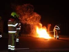 Branden blijven Waardenburg teisteren met oud en nieuw op komst