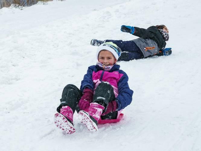 Waarom maakt sneeuw ons weer kinds?