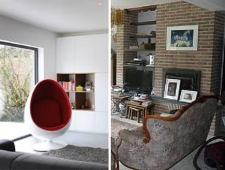 Spectaculaire make-over: van bomma-interieur naar moderne look