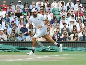 Verliezend Wimbledon-finalist Matteo Berrettini moet door spierblessure forfait geven voor Olympische Spelen