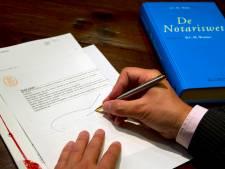 Nieuwe richtlijn: notaris moet voortaan bij twijfel arts raadplegen bij opstellen van testament
