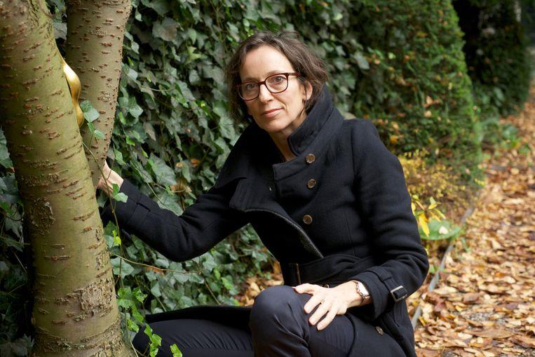 Irene Fortuyn. Beeld Michiel Van Nieuwkerk