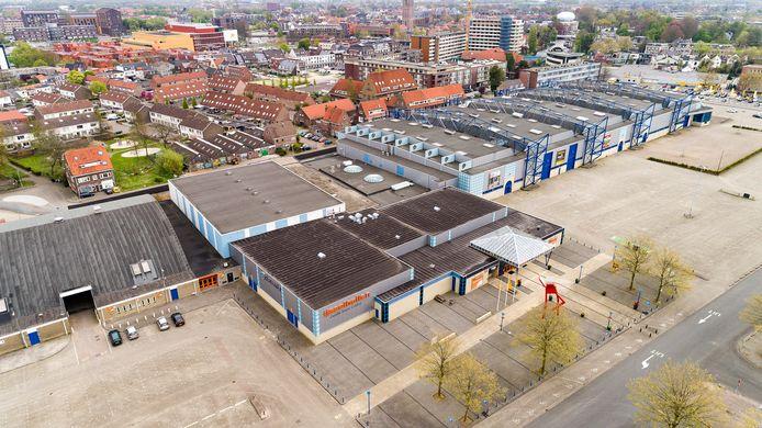 Definitief einde voor de IJsselhallen in Zwolle: de stekker gaat eruit, de gemeente wil op de locatie woningen bouwen.