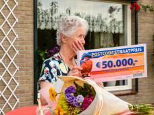 En wéér is het prijs: PostcodeStraatprijs van 187.500 euro in Nederhemert