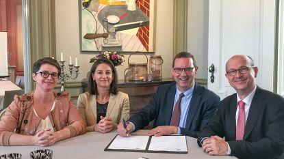 AZ Oudenaarde ondertekent samenwerkingsakkoord met drie Gentse klinieken
