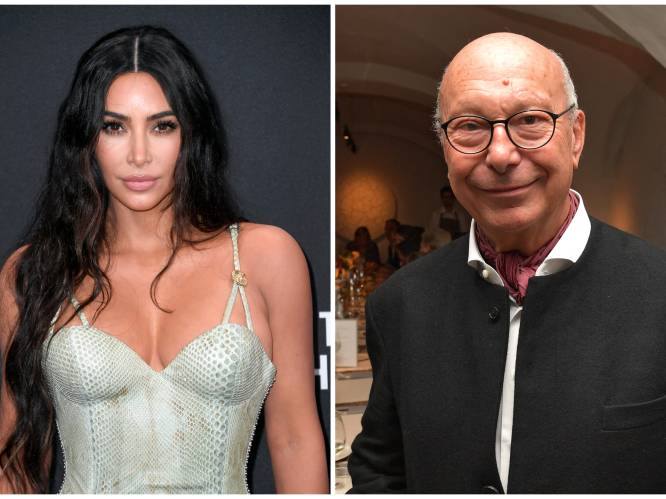 Bood Axel Vervoordt Kim Kardashian een illegaal Romeins standbeeld aan?