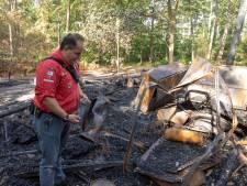 Oorzaak brand oude kleuterschool Willem-Alexander moeilijk te achterhalen, politie zoekt getuigen