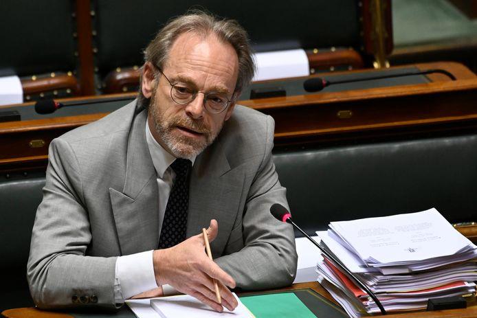 N-VA-fractieleider Peter De Roover.