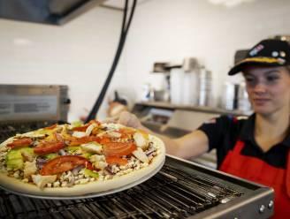 Pizzaketen Domino's breidt fors uit in België