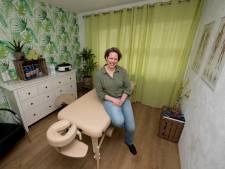 Christa verliet de slagerij én werd masseuse: animo is 'boven verwachting'
