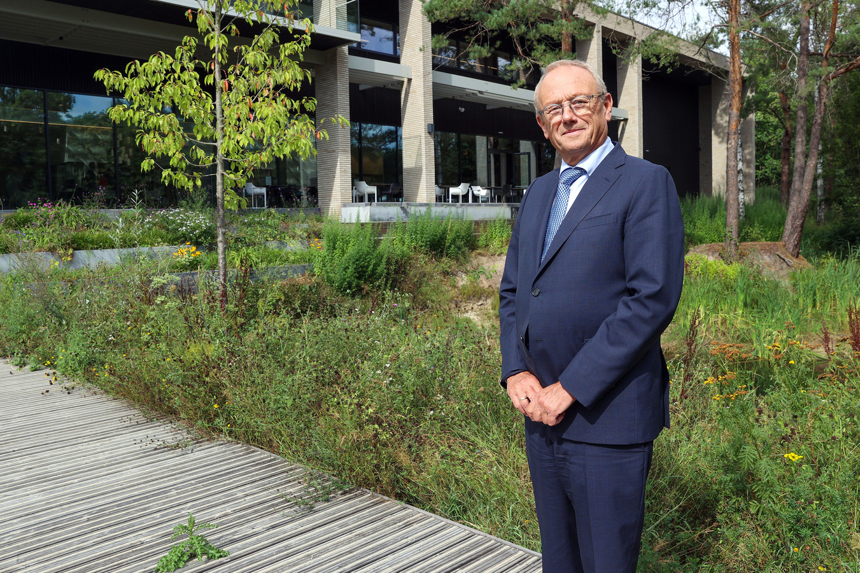 Jan Boelhouwer trad eind augustus vorig jaar aan als waarnemend burgemeester in Waalre, waar hij de opgestapte burgemeester Jan Brenninkmeijer opvolgde na een bestuurscrisis.