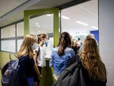 Deze vijf middelbare scholen in regio doen mee aan massaal testen als er besmetting is in klas