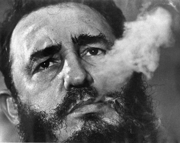 Fidel Castro in 1985. Beeld AP