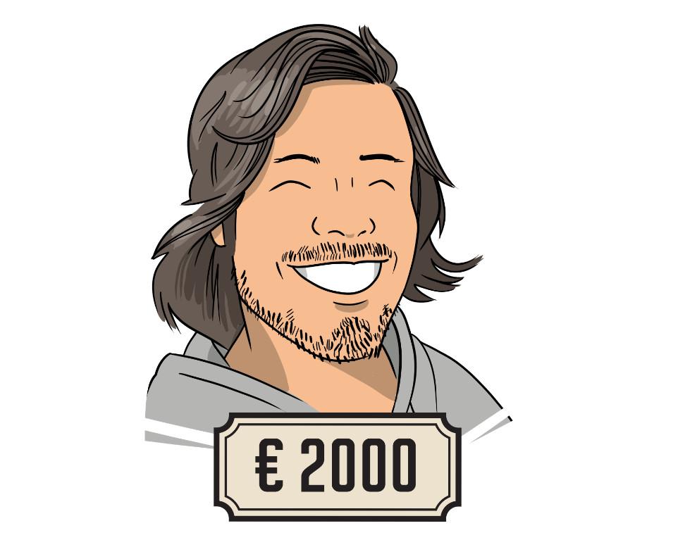 Wolf (26) is freelance schrijver en online marketeer.