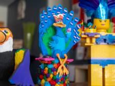 Dan maar in miniatuur; Angeren doet er alles aan om tóch carnaval te vieren