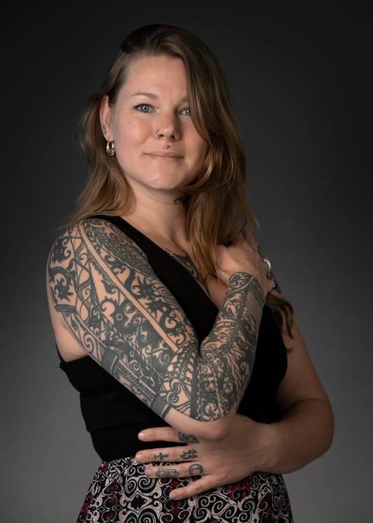 Iris Susanna, Mijn Tattoo en Ik