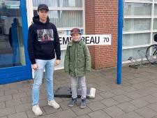 Enthousiasme in Empels stemhokje:'Stemmen is iets moois'
