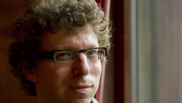 Een van de genomineerden, Arnon Grunberg Beeld ANP