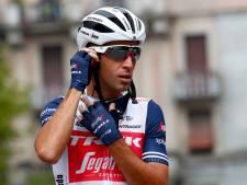 Zware tegenslag Nibali: polsbreuk brengt Giro-deelname in gevaar