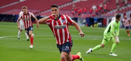 Koeman lachende derde na gelijkspel in Madrileense derby