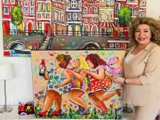 Schilderes eist dat rechter kopiëren verbiedt: 'Anderen verdienen geld met mijn werk'