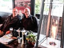 WK terraszitten in Westervoort klein feest: 'Zo fijn dat we weer iets kunnen'