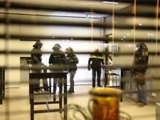 Baarnaar vast voor knokpartij motorbendes in Rotterdam