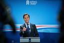 Minister-president Mark Rutte: 'Dit is een medisch-ethisch dilemma'