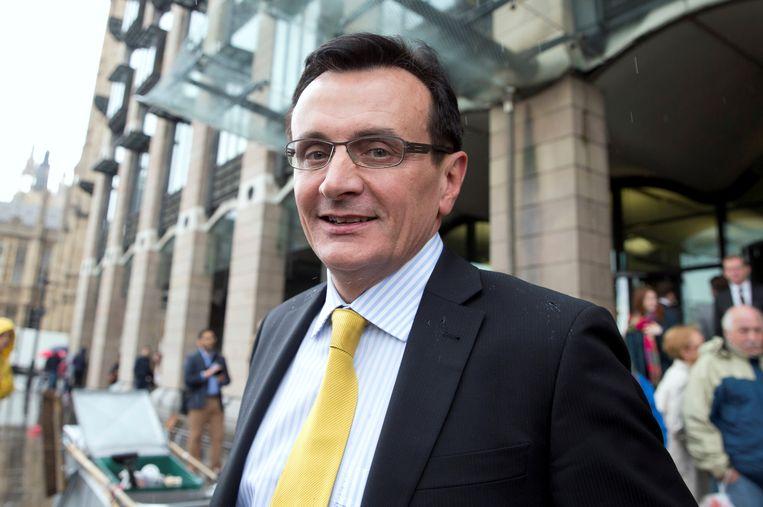 De CEO van AstraZeneca, Pascal Soriot. Beeld Reuters
