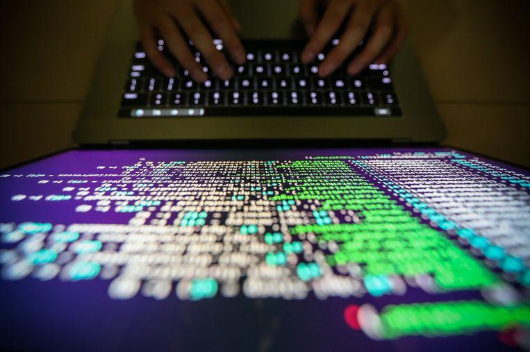 Computerveiligheid is een prioriteit geworden bij veel firma's, maar eenvoudig is dat niet.  Beeld EPA