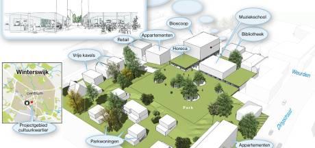 Ambitieus plan Cultuurkwartier in Winterswijk gaat de prullenbak in