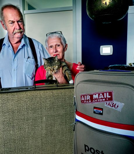 Voor Frans (70) en Arlette (69) dreigt leven op straat door woningnood