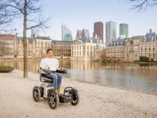 De scootmobiel opnieuw uitgevonden: dit is de Nederlandse uitvinding Scoozy