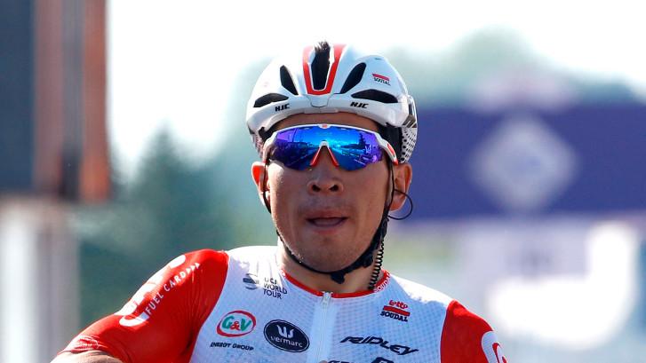 Giro Caleb Ewan meer dan geslaagd na tweede ritzege