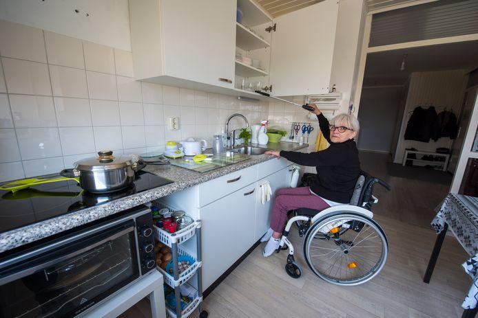 Gemeente Eindhoven Weigert Mee Te Betalen Aan Verlaagde Keuken Voor Rolstoelgebruikster Marisa Secchi Eindhoven Ed Nl